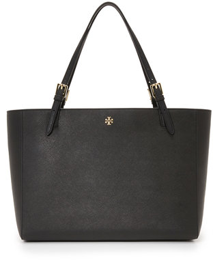 Tory Burch York Buckle Tote $295 thestylecure.com