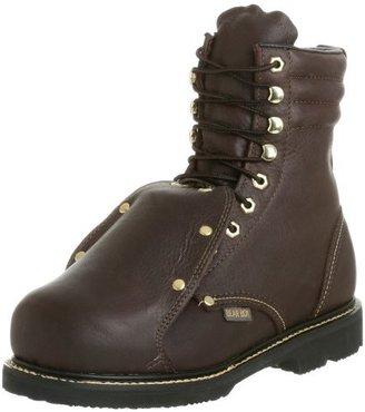 "Gear Box Men's 8"" Padded Collar Work Boot"