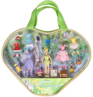 Disney Tinker Bell Figurine Fashion Play Set