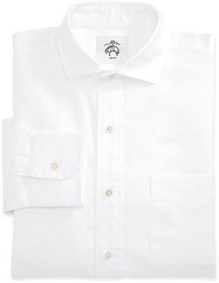 Brooks Brothers Black Fleece Spread Collar Shirt
