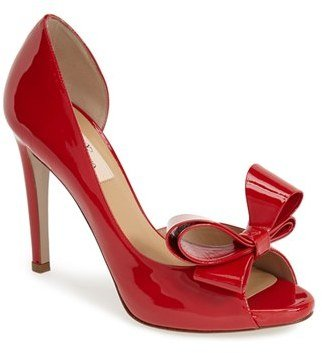 Valentino Couture Bow d'Orsay Pump (Women)