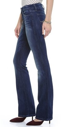 Joe's Jeans Curvy Mini Boot Cut Jeans