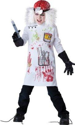 Incharacter Costumes, LLC Mad Scientist Child