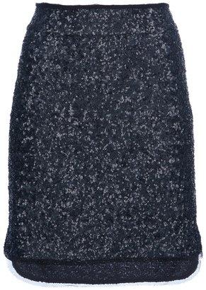 Zadig & Voltaire 'Jasmina' sequinned skirt