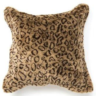 Posh Pelts Leopard Pillow Cover