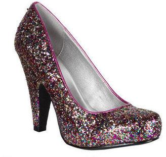 Delia's Nadine Glitter Heel