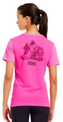 Under Armour Women's Done T-shirt