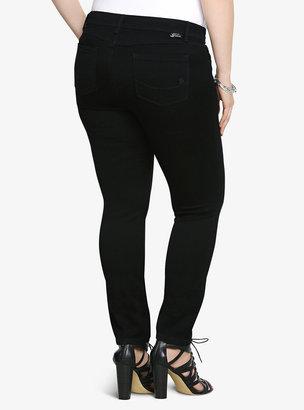 Torrid Skinny Jean - Black Rinse (Short)