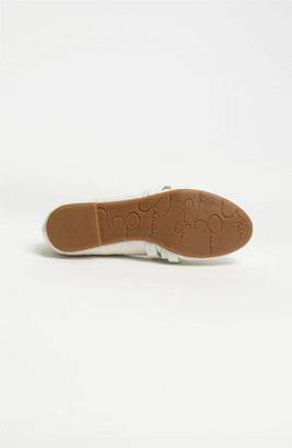 Jessica Simpson 'Mandi' Flat (Toddler, Little Kid & Big Kid)