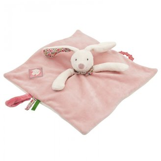 Moulin Roty Pink Rabbit Comforter