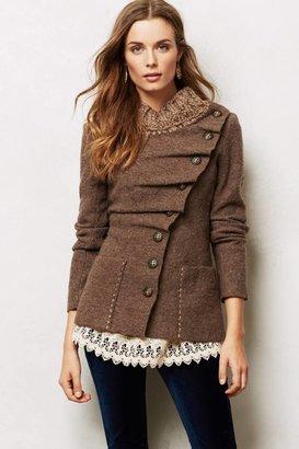 Anthropologie Arslan Sweater Coat