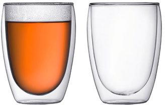 Bodum Pavina Double Walled Glass - Set of 2 - 350ml