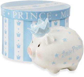 Mud Pie Little Prince Bank