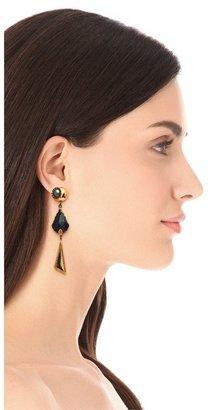 Erickson Beamon Girls on Film Drop Earrings