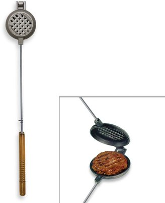 Rome Industries® Wilderness Hamburger Griller