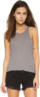 Free People Long Beach Tank $20 thestylecure.com