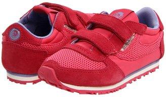Diesel Great Era (Infant/Toddler/Youth) (Rouge Red) - Footwear