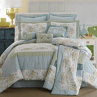 JCPenney Comforter Set with Bonus Quilt