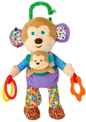 Kids Preferred The World of Eric Carle Monkey Toy by