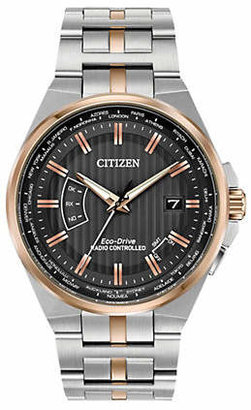 Citizen Mens World Perpetual CB0166-54H Watch