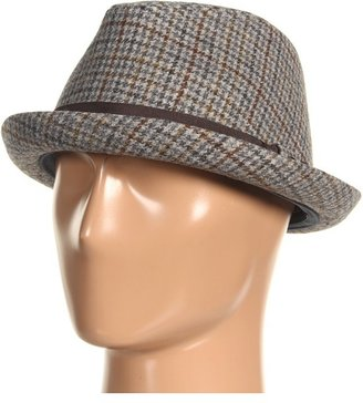 Goorin Bros. Brothers - Lake Tahoe Fedora (Grey) - Hats