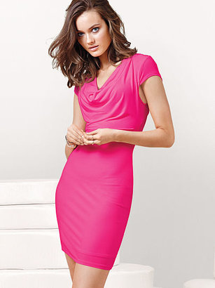 Victoria's Secret Cowlneck Dress
