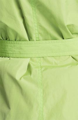 Kristen Blake Belted Fly Front Jacket