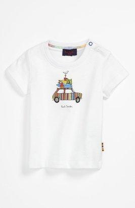 Paul Smith 'Car' T-Shirt (Toddler)