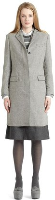 Brooks Brothers Chesterfield Coat