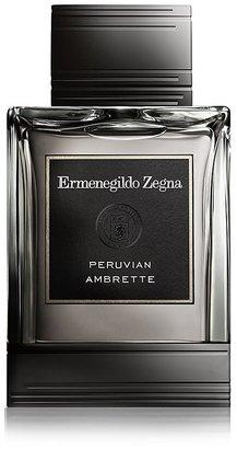 Ermenegildo Zegna Essenze Peruvian Ambrette Eau de Toilette $205 thestylecure.com