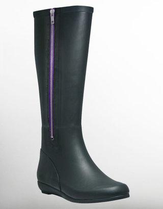 Chooka Side-Zip Rubber Rainboots