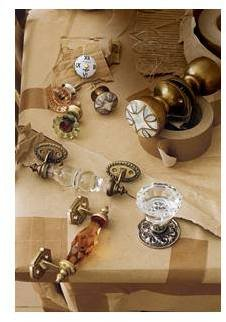 Anthropologie Timepiece Knob