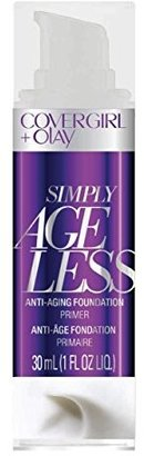 COVERGIRL+Olay Simply Ageless Makeup Primer, 1 oz $15.99 thestylecure.com