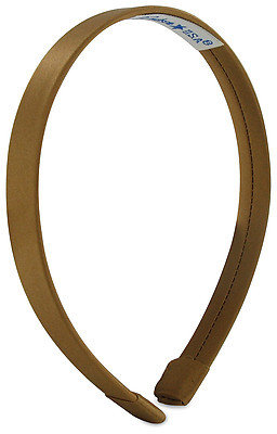 """France Luxe Covered Headband 1/2"""""""