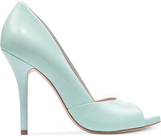 BCBGeneration Shoes, Izzies Peep-Toe Pumps