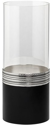 Vera Wang Wedgwood With Love Noir Hurricane Candle