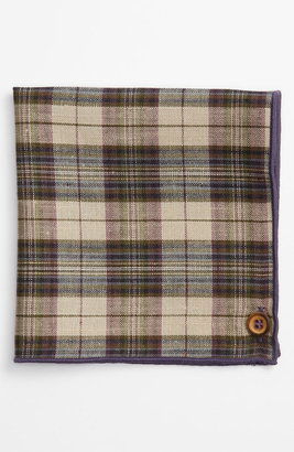 Wilson Armstrong & Linen Pocket Square