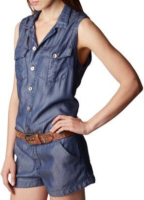 True Religion Tencel Womens Romper