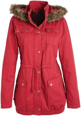 Delia's Anorak Hooded Coat