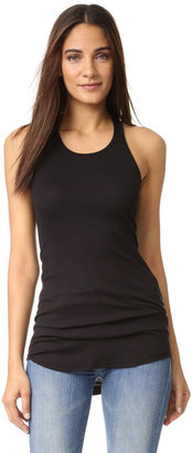 Splendid 2x1 Racer Back Tank Top $52 thestylecure.com