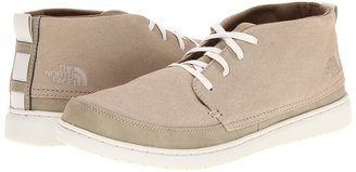 The North Face Base Camp Luxe Chukka (Dune Beige/Moonlight Ivory) Men's Lace up casual Shoes