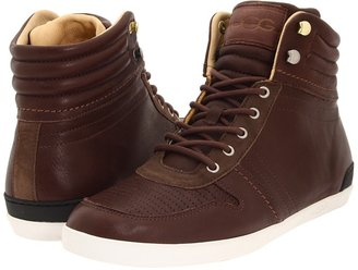 UGG Em-Pire (Grizzly Leather) - Footwear