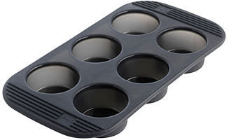 Mastrad CLOSEOUT! Silicone 6 Cup Muffin Pan