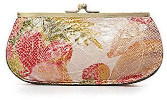Patricia Nash Froggia Frame Wallet