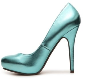 Michael Antonio Love Me Metallic Pump