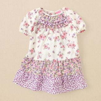 Children's Place Mixed print dress