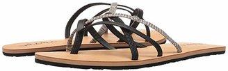Volcom New School (Coral) Women's Sandals