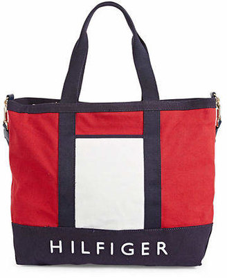 Tommy Hilfiger Sporty Signature Tote Bag