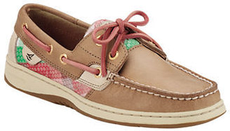 Sperry Bluefish Multi-Colored Leather Boat Shoes