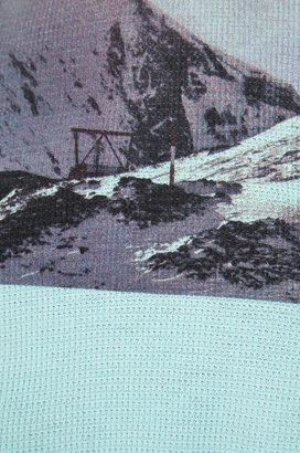 Rebel Yell Skiing Throwback Thermal